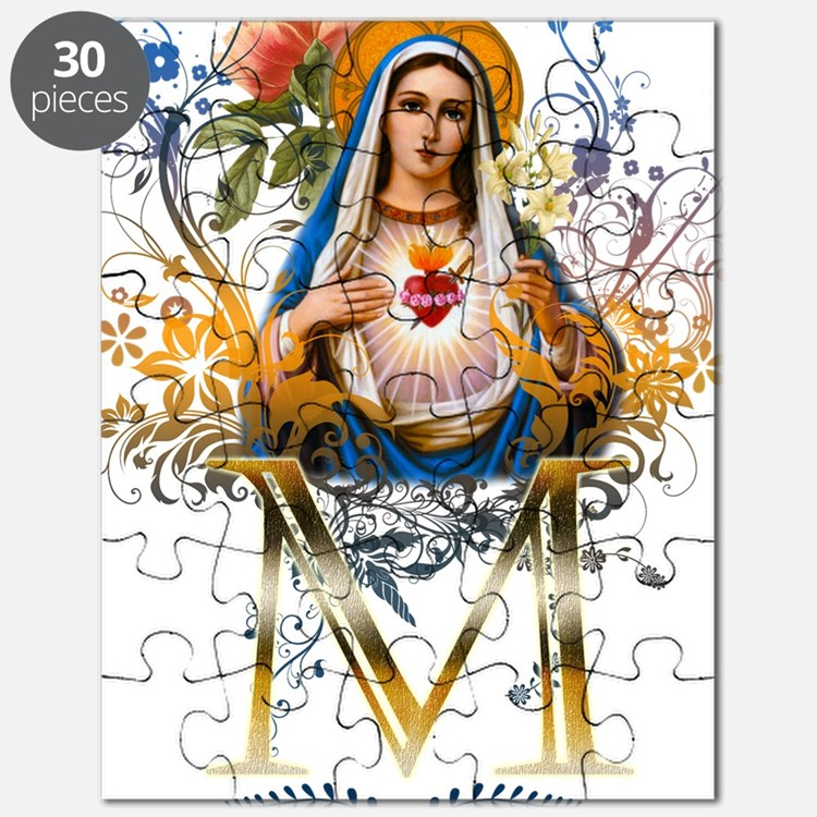 Immaculate Heart of Mary Puzzle