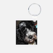 Irresistable Puppy Keychains