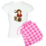 Jollybelle Christmas Elf Women's Light Pajamas