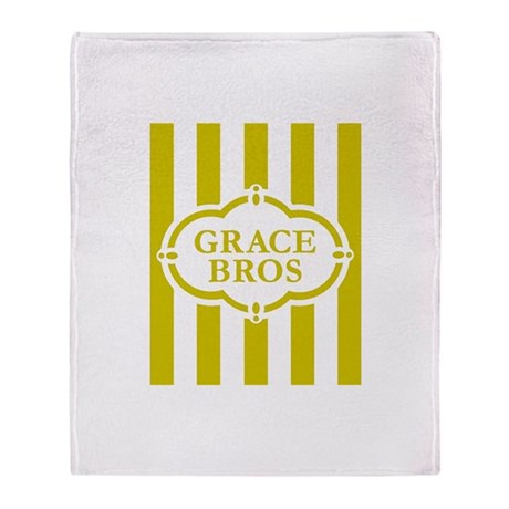 Grace Brothers Throw Blanket