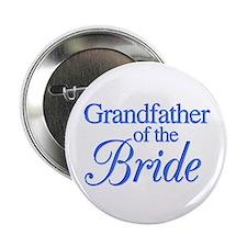 Grandfather of the bride (blu Button