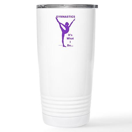 Gymnastics Travel Mug