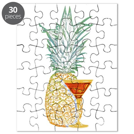 Pineapple Cocktail Puzzle