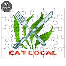 Eat Local Puzzle