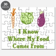 My Food Puzzle