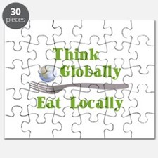 Eat Locally Puzzle