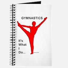 Men's Gymnastics Journal