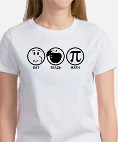 Math Teacher Women's T-Shirt