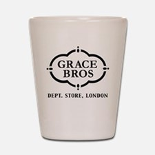 Grace Brothers Shot Glass