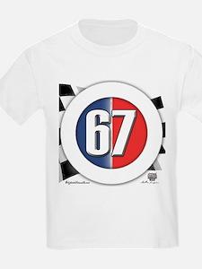 Cars Round Logo 67 T-Shirt