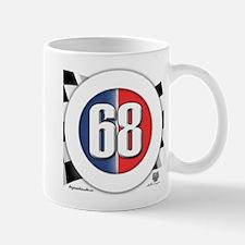 Cars Round Logo 68 Mug