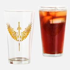 Cute Biblical Drinking Glass