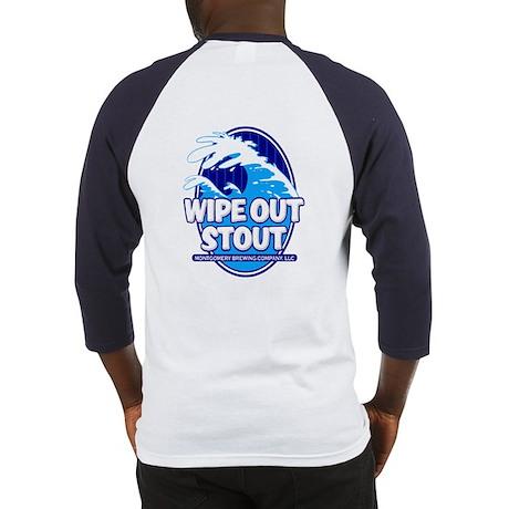 Wipe Out Stout Baseball Jersey