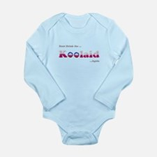 Dont drink the Koolaid - Agai Onesie Romper Suit