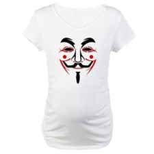 Guy Fawkes - Anonymous Mask Shirt