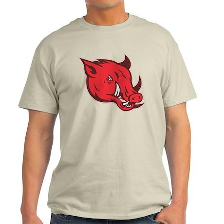 wild pig razorback Light T-Shirt