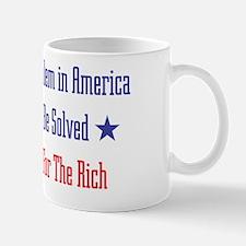 Tax Cut For Rich Mug