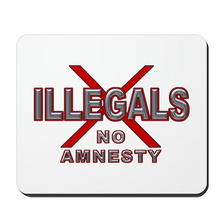 IllegalsX D21 mx2 Mousepad