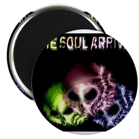 """Jmcks The Soul Arrival 2.25"""" Magnet (100 pack)"""