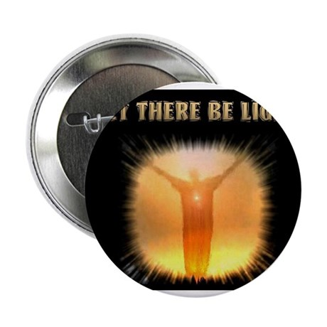 """Jmcks Let There Be Light 2.25"""" Button (100 pack)"""