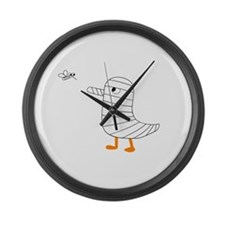 Mosquito-Proof Large Wall Clock