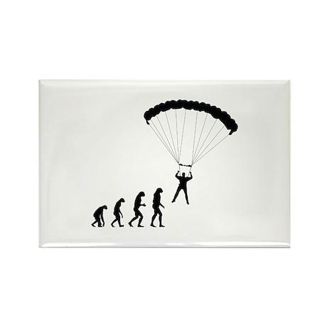 Evolution paragliding Rectangle Magnet (100 pack)