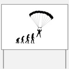 Evolution paragliding Yard Sign