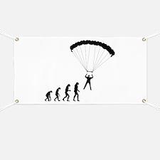 Evolution paragliding Banner