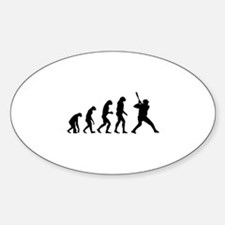 Evolution baseball Decal