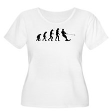 Evolution water skiing T-Shirt