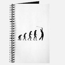 Evolution golfing Journal