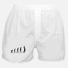 Evolution golfing Boxer Shorts