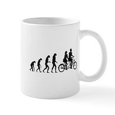 Evolution tandem Mug