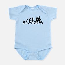 Evolution tandem Infant Bodysuit