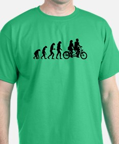 Evolution tandem T-Shirt