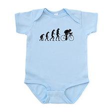 Evolution cyclist Infant Bodysuit