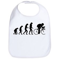 Evolution cyclist Bib