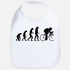 Evolution cyclist Bib