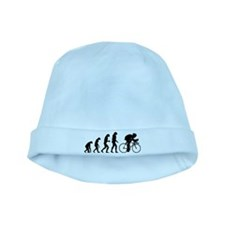 Evolution cyclist baby hat