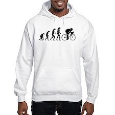 Evolution cyclist Hoodie