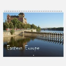 From Europe With Love Wall Calendar