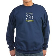 It's All About The Birds Jumper Sweater