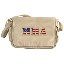 USA MMA Messenger Bag