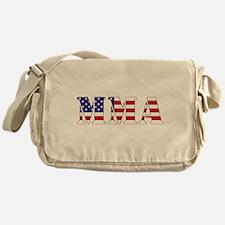 USA MMA Messenger Bag