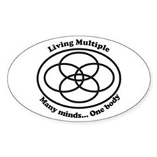 Living Multiple Decal