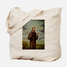 St. Francis Tote Bag