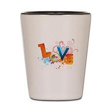 Love Shot Glass