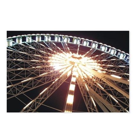 Ferris Wheel Postcards (Package of 8)