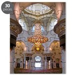 Sheikh Zayed Grand Mosque Men Puzzle