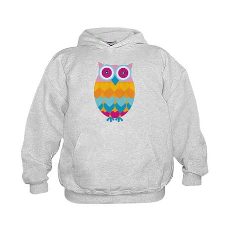 Owl Kids Hoodie